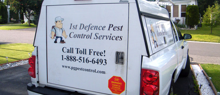 Pince George Pest Control - extermination services